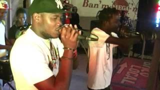 SE SAK REAL LOVE - Jouma RapKing Live At Peguy Ville