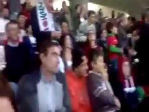 Segundo golo do CS Marítimo contra o SL Benfica!