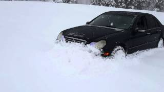 4matic in snow
