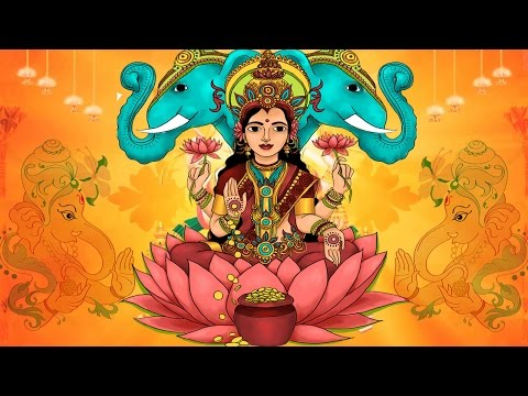 Goddess Lakshmi Stories - Goddess Of Wealth and Beauty - Stories for Kids