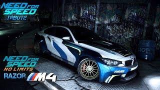 Need For Speed 2015 TRIBUTE :RAZOR BMW M4 F82