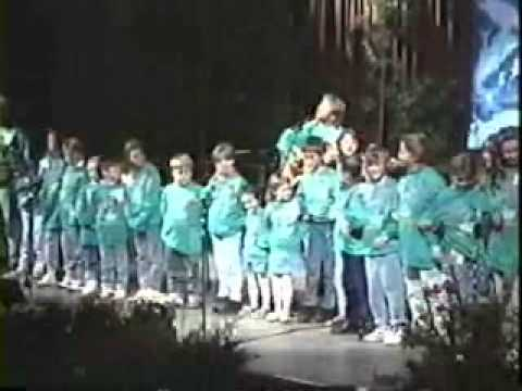 John Denver - Windstar Symposium 1993 - Earthbeat Choir