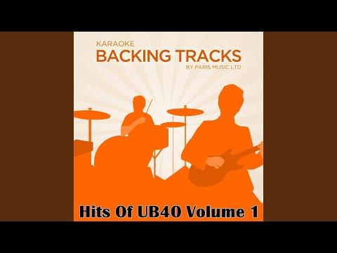 Watchdogs (Originally Performed By UB40) (Karaoke Version)