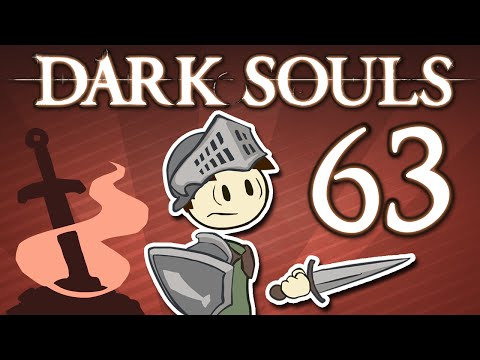 Dark Souls - #63 - Manus, Father of the Abyss - Side Quest