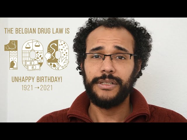 "Dichter Seckou Ouologuem: ""Er is geen reden geweest drugs te verbieden om mensen te beschermen"""