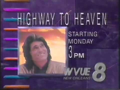 WVUE New Orleans Promos/Weather Note 1991 (Improved Sound)