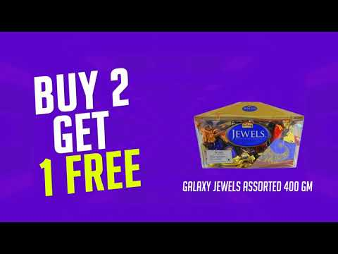 Best Offers on Galaxy Chocolates at Cochin Duty Free