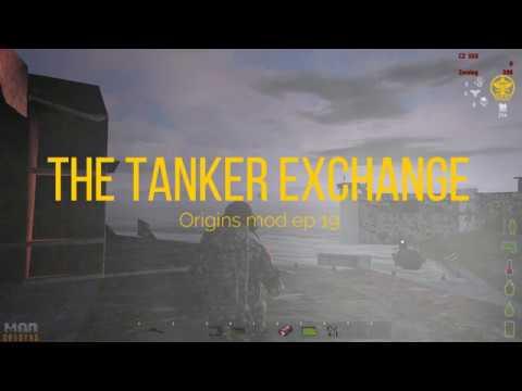 Dayz Origins mod ep 19 - The Tanker Exchange