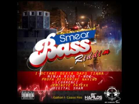 Gallon I Cease Fire (Smear Bass Riddim)