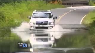 Transylvania & Henderson County Flooding