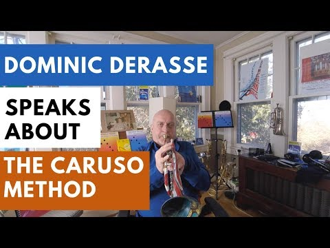 Dominic Derasse speaks about the Caruso Method