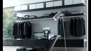Гардеробные комнаты, системы и шкафы - www.OazisMebeli.ru(Гардеробные шкафы и комнаты - это мечта каждой женщины. С нынешним разнообразием гардеробных систем она..., 2011-04-27T11:15:27.000Z)