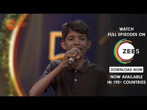 Sa Re Ga Ma Pa Lil Champs Season 16   Ep 4   Mar 10, 2019   Best Performance   Zee Kannada