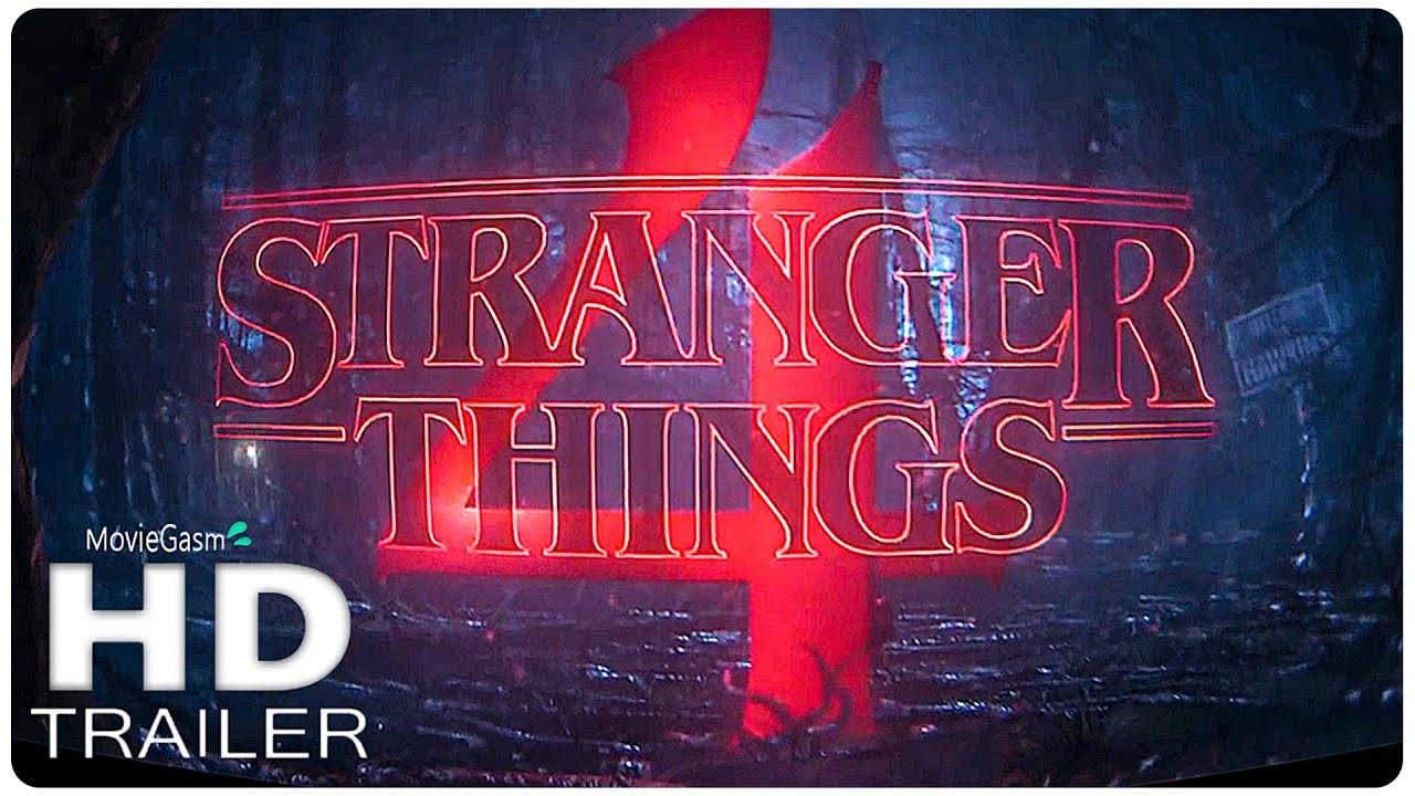 Stranger Things 4 Trailer 2020 Teaser Youtube