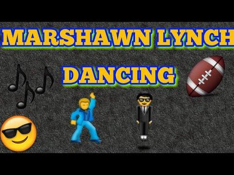 MARSHAWN LYNCH DANCE MOVES