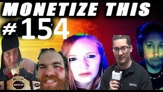 Monetize This #154 - Live and BIG  time  CHINEESE Space Station will Crash