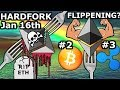 Eth Hardfork. Path To #1 or Proof of Stake Suicide?  Flippening or Chain Split? GPU Miners Pissed!