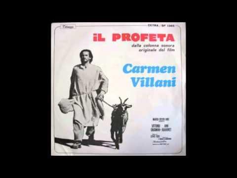 CARMEN VILLANI - IL PROFETA