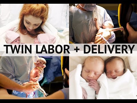 TWIN LABOR + DELIVERY