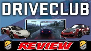 DriveClub Review PS4
