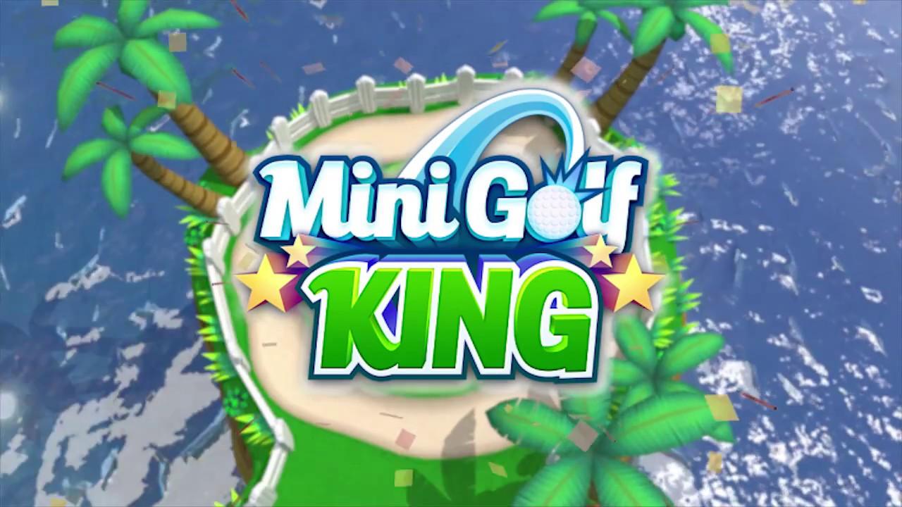 Resultado de imagem para Mini Golf King – Multiplayer Game