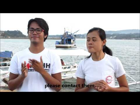 Rising up Bohol (Deaf Boholanos Community)