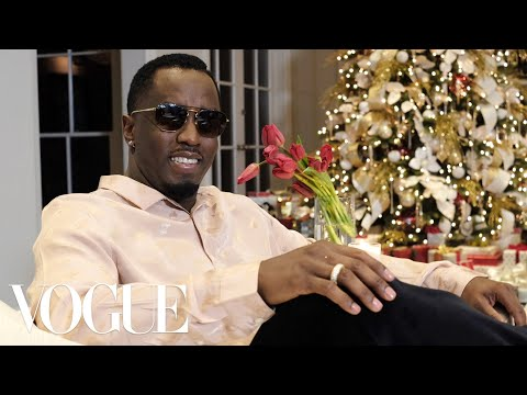 "73 Questions With Sean ""Diddy"" Combs  Vogue"