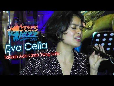 Mandiri Senggigi Sunset Jazz 2018   Indra Lesmana ft  Eva Celia - Takkan Ada Cinta Yang Lain