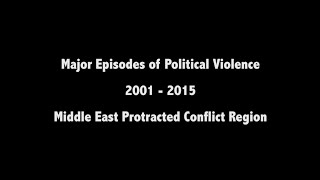 MEPV Middle East Protracted Conflict Region 2001 2015