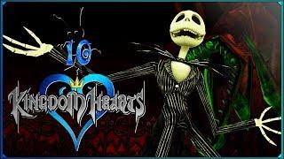 Kingdom Hearts #10 - To jest Halloween! Halloween! Halloween! Halloween! Halloween!