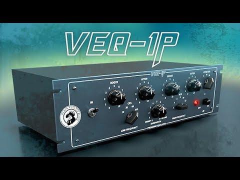 Black Rooster Audio // VEQ-1P Program EQ Introduction