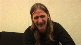 Graveyard Interview - Rikard (part 2)