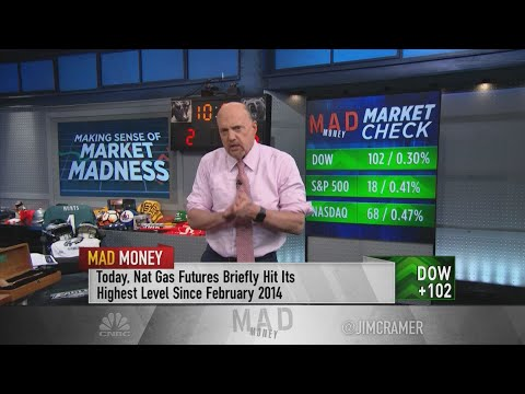 Jim Cramer on Wednesday's market reversal, says he sees reasons to be more positive on stocks