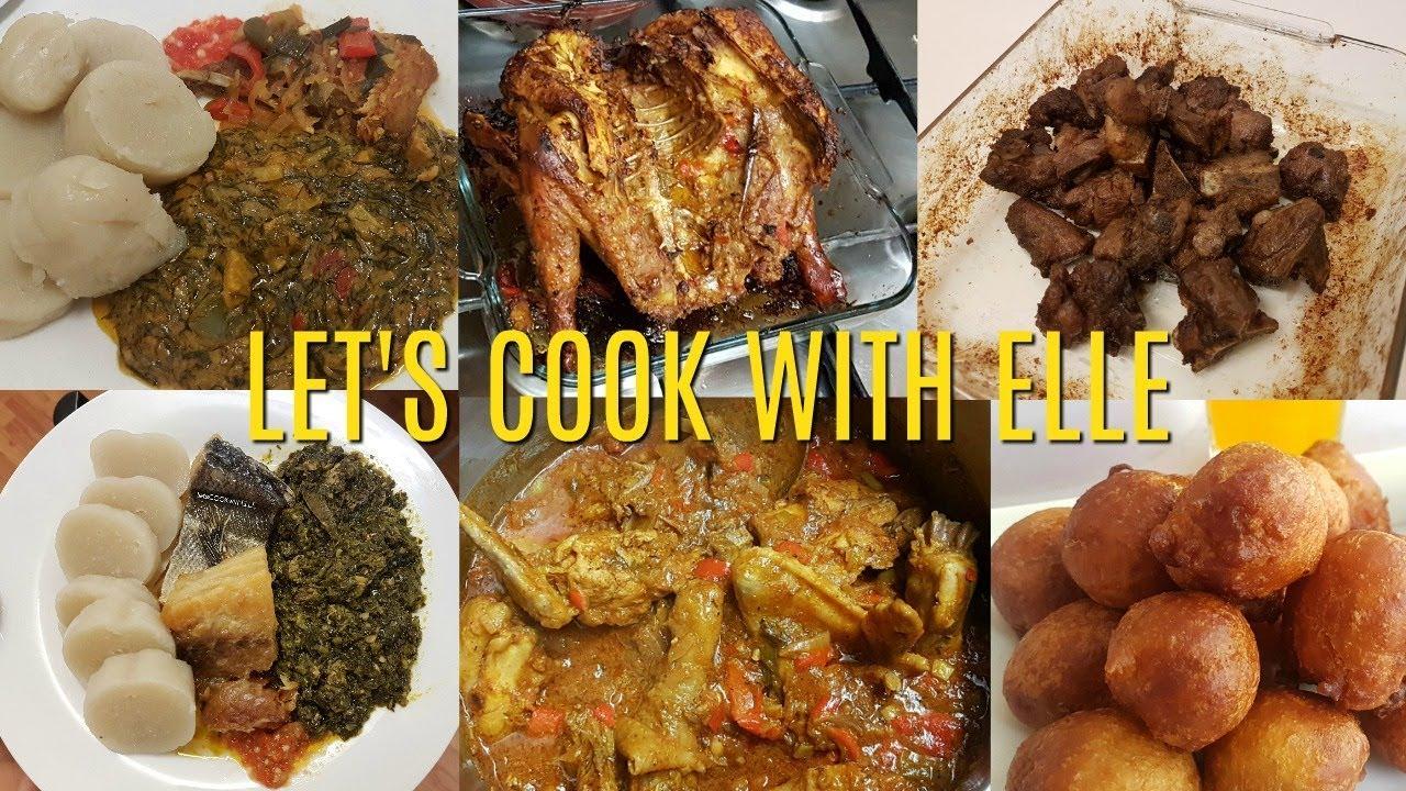 easy recipes congolese food ntaba pondu fumbwa