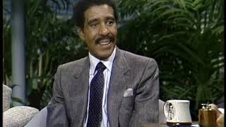 Richard Pryor on The Tonight Show Starring Johnny Carson - Part 02 - 08/05/1988