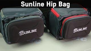 Обзор поясной сумки Sunline Hip Bag