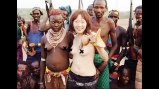 İsolated African Tribes life compilation video best Tourism d…