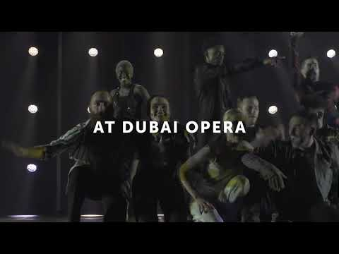 Rock the Ballet at Dubai Opera 8-9 October 2021