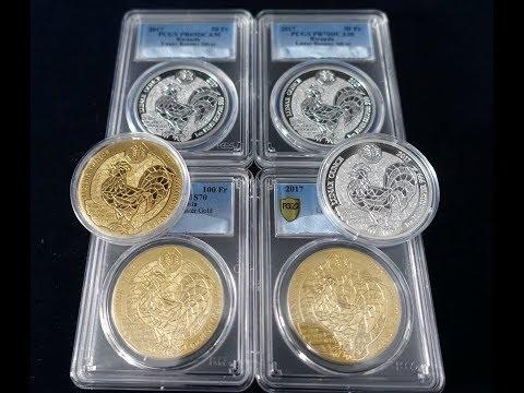 Rwandan Coin Series Potential