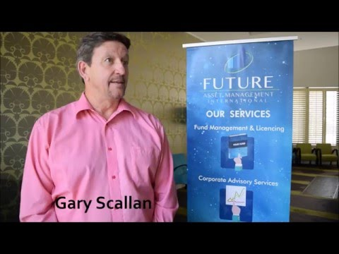 Gary Scallan - Chairman and Chief Executive Officer of FAMI