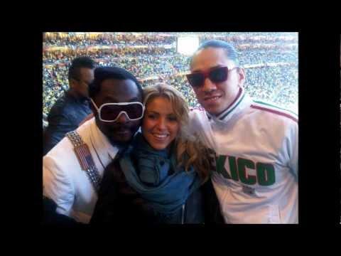 Black Eyed Peas - Xoxoxo (acelerada)