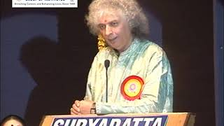 Pandit Shivkumar Sharma, was invited at Suryadatta National Award
