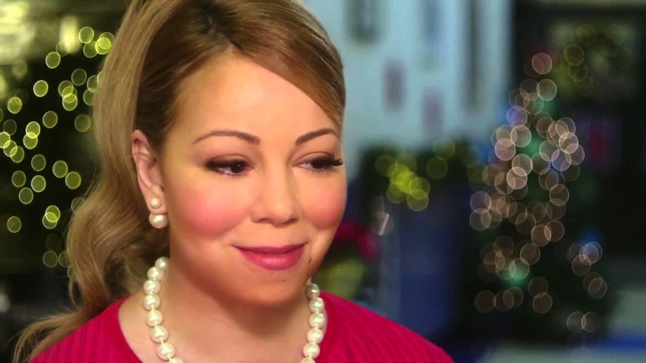 A Christmas Melody - Cena com a Mariah Carey - YouTube