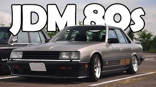 Most Iconic Japanese Cars Of The 80s