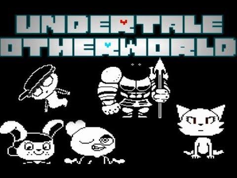 UNDERTALE 2??? Undertale otherworld. Очень странная вселенная. |ОБЗОР|.