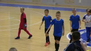 Открытое первенство города Нижневартовска по мини футболу СК Сибирь Радужный Юниор 2 тайм