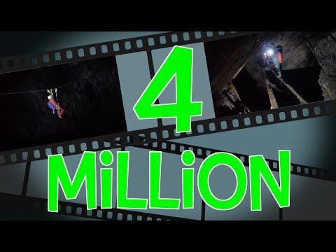 Caver Keith Videos Four Million Views