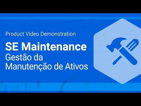 Gestão da Manutenção de Ativos | SE Maintenance | SoftExpert
