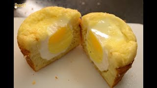 Cover images Gyeranbbang - Egg Bread