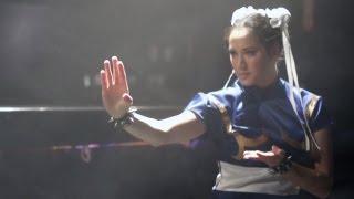 Chun-Li vs Tifa - Behind the Scenes - Ultimate Fan Fight Ep. 5
